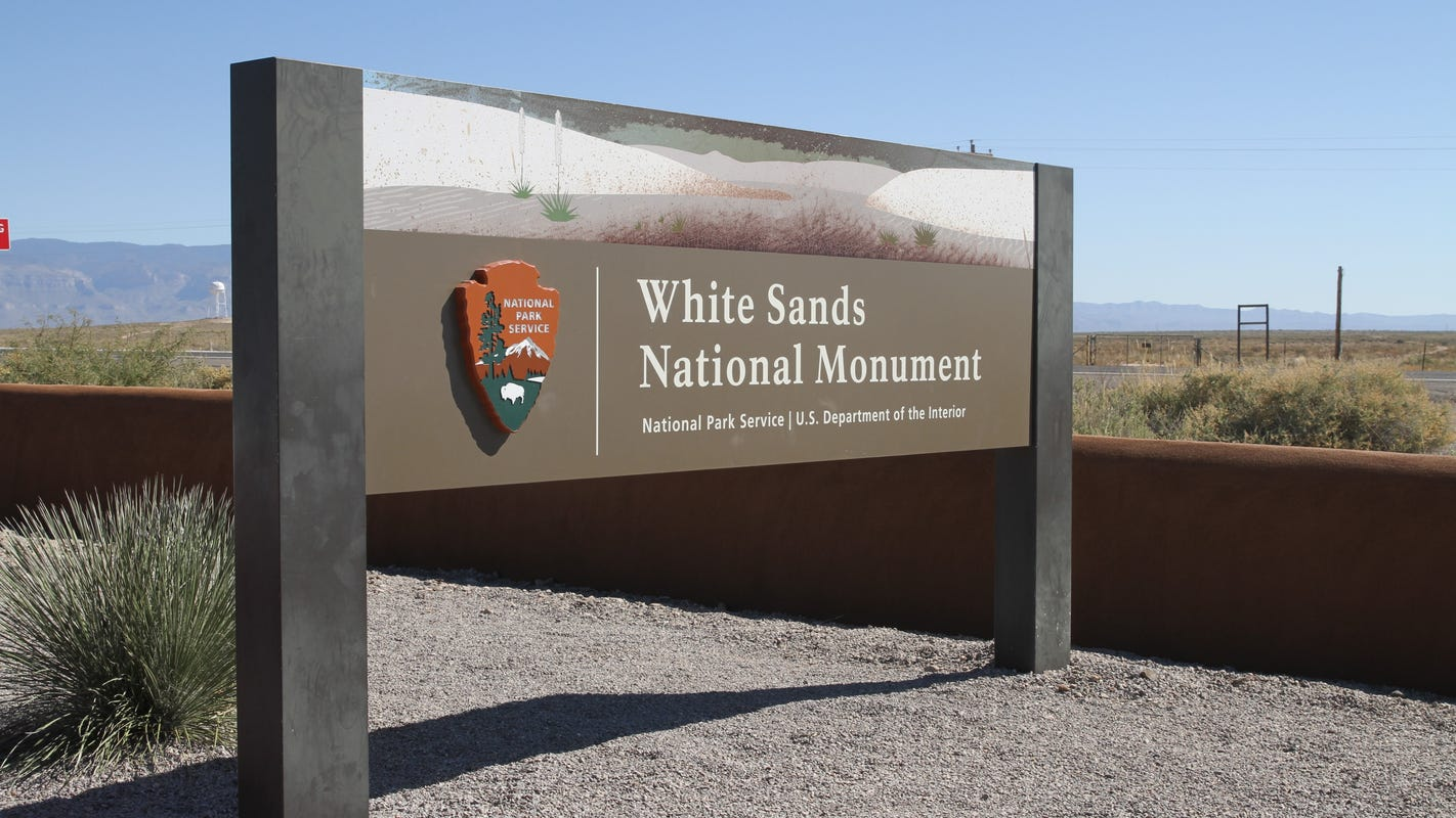 White Sands to become New Mexico's next national park, if federal defense bill passes
