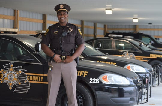 Lt. Les Whitfield is the new commander of the Oakland County Sheriff's Lyon Township substation.