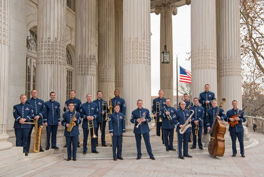 The Airmen of Note return to Saenger Theatre for a free concert on Nov. 7.