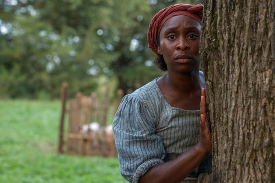 "Cynthia Erivo stars in ""Harriet,"" opening Thursday at Regal West Manchester and R/C Hanover Movies."