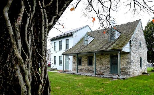 Strickler Farm House Wednesday, Oct. 30, 2019. Bill Kalina photo
