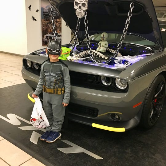 The Doan Family of Dealerships will host a truck-or-treat event on Oct. 31, 2019.