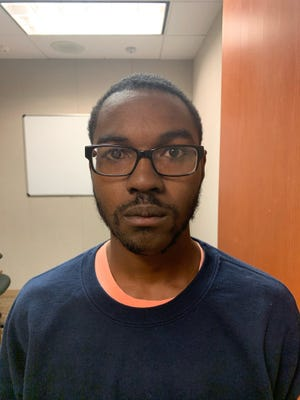 Redding police arrested Jerome Denell Dzwonek on suspicion of murder on Tuesday, Oct. 29, 2019.