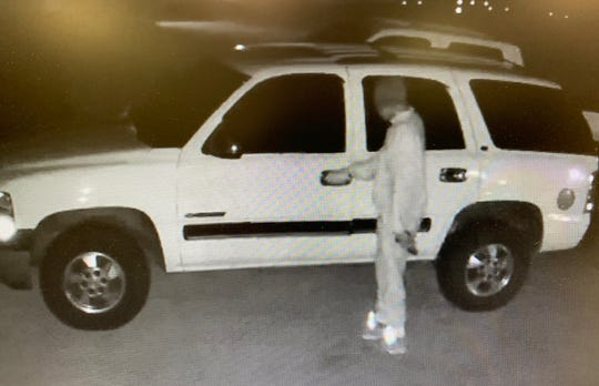 Bossier Sheriff Sheriff's Office is asking for help in identifying suspects who burglarized vehicles in a south Bossier community on Friday, Oct. 25, 2019.