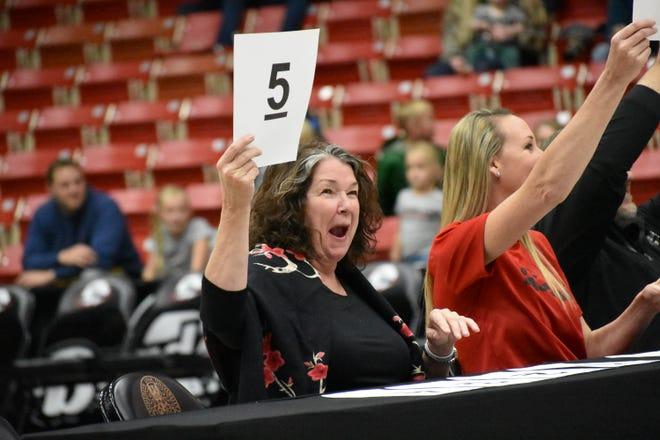 Southern Utah director of athletics Debbie Corum.