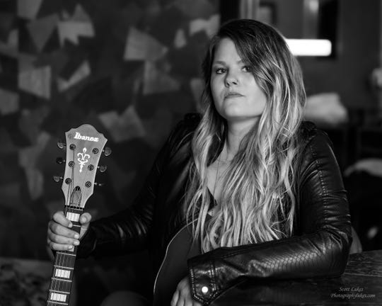 Lauren Anderson takes the stage at 8 p.m. Wednesday at The Junction at Monroe.
