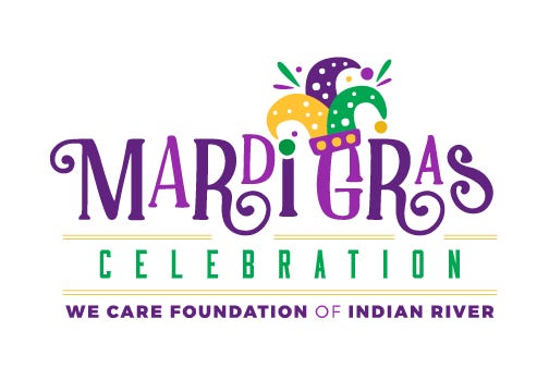 The We Care Foundation of Indian River's sixthannual Mardi Gras Celebration will be 6:30 to 10:30 p.m.Feb.28at the Oak Harbor Club in Vero Beach.