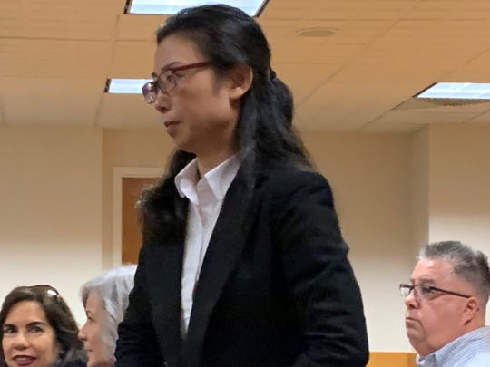 Arrested in February in a sprawling day spa sex-for-pay investigation, Yong Wang, 44, was ordered to relinquish her Florida massage license during a sentencing hearing Wednesday Oct. 30, 2019 at the Martin County Courthouse.