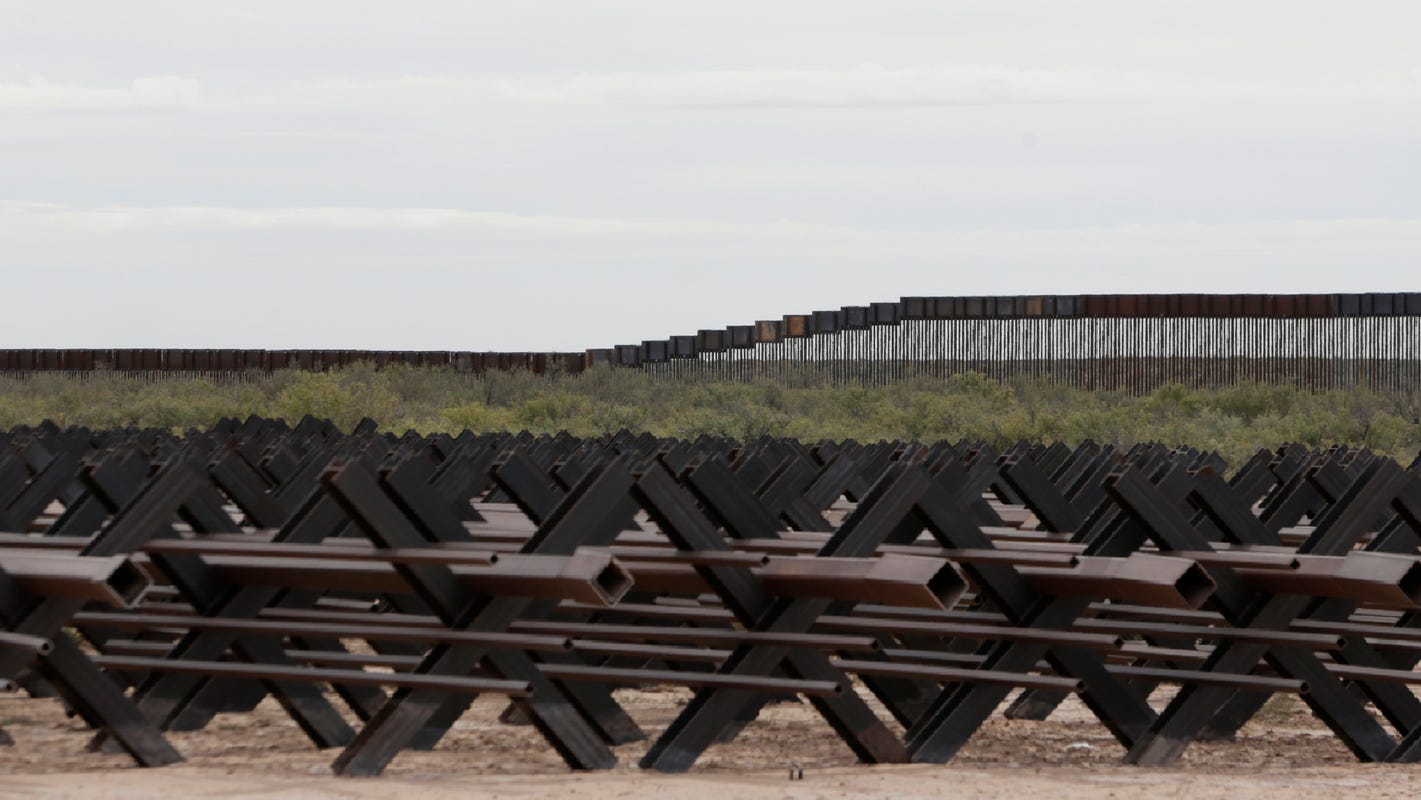 Federal judge in El Paso issues injunction against border wall construction using military funds