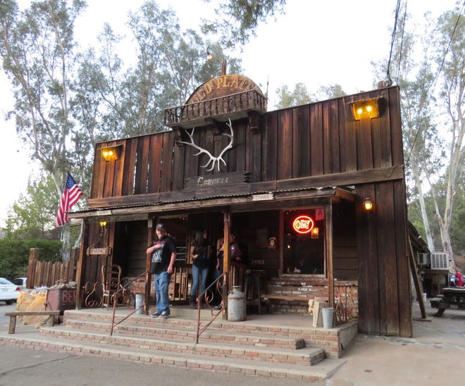 """""""The Old Place hasn't changed any, but the story of The Old Place has changed because we survived (the Woolsey Fire),"""" says Morgan Runyon, owner of the Cornell restaurant founded in 1970 by his late father, Tom Runyon."""