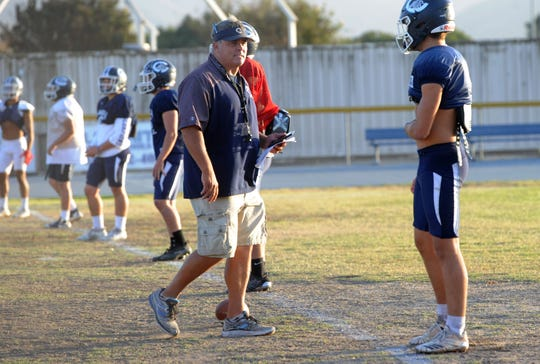 Jack Willard will be back leading the Camarillo High football program after having to reapply for the position.