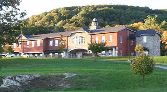 Haldane High School in Cold Spring.