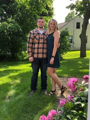 Justin Diemel's long-time girlfriend Taylor Moeller says Justin had big dreams but would most want to be remembered as being kind and humble.