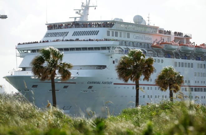 By 2022, a high-speed rail line will connect PortMiami, home to 22 cruise lines, to Orlando's theme parks..