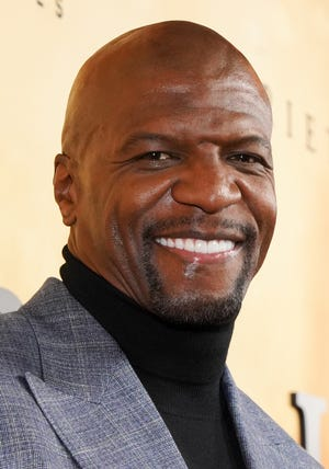 """Terry Crews attends the premiere of Focus Features' """"Harriet."""""""