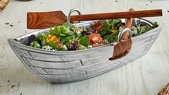 Insert great pun about boats and salads here.