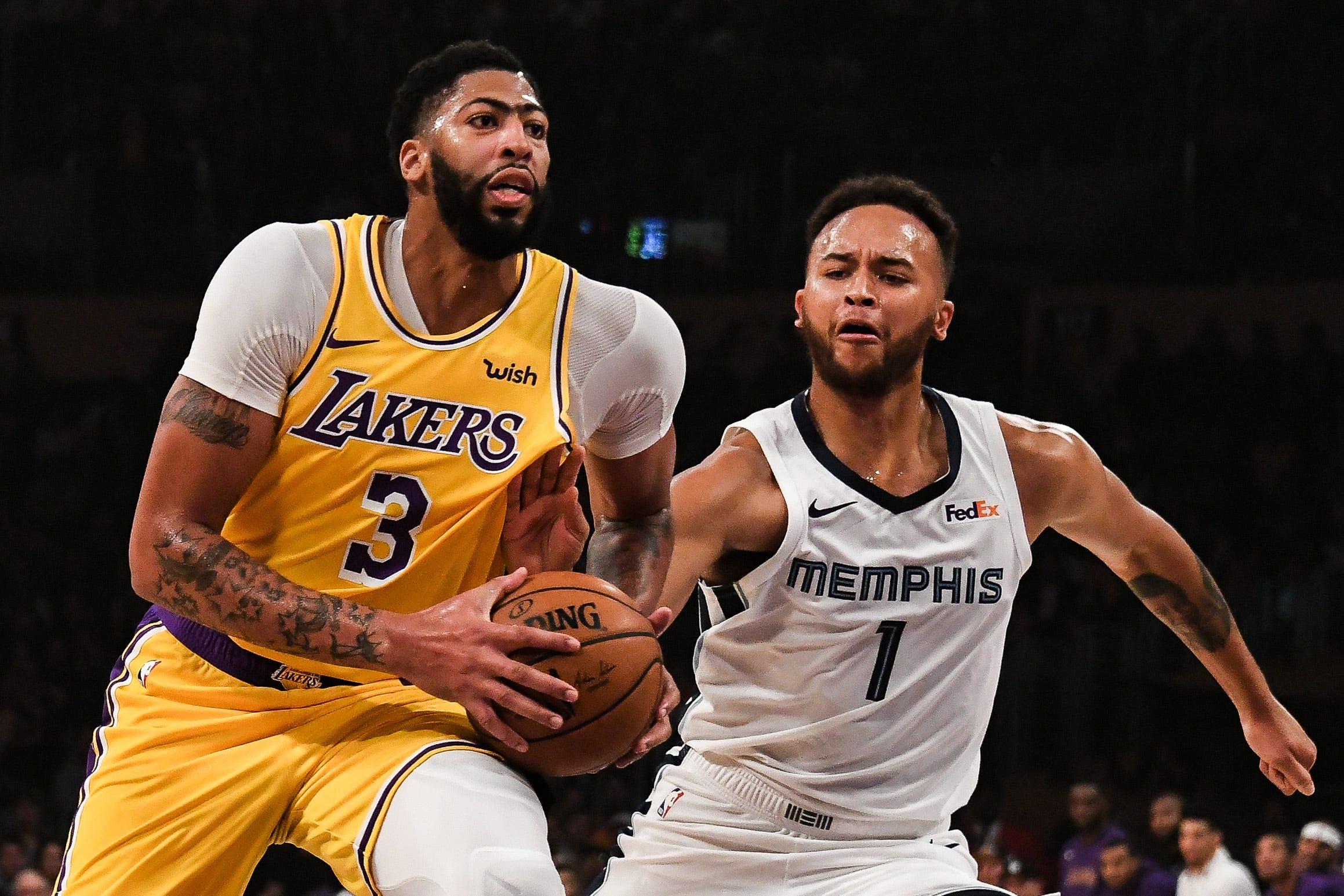 Lakers Anthony Davis Dominates But Do La Star Have