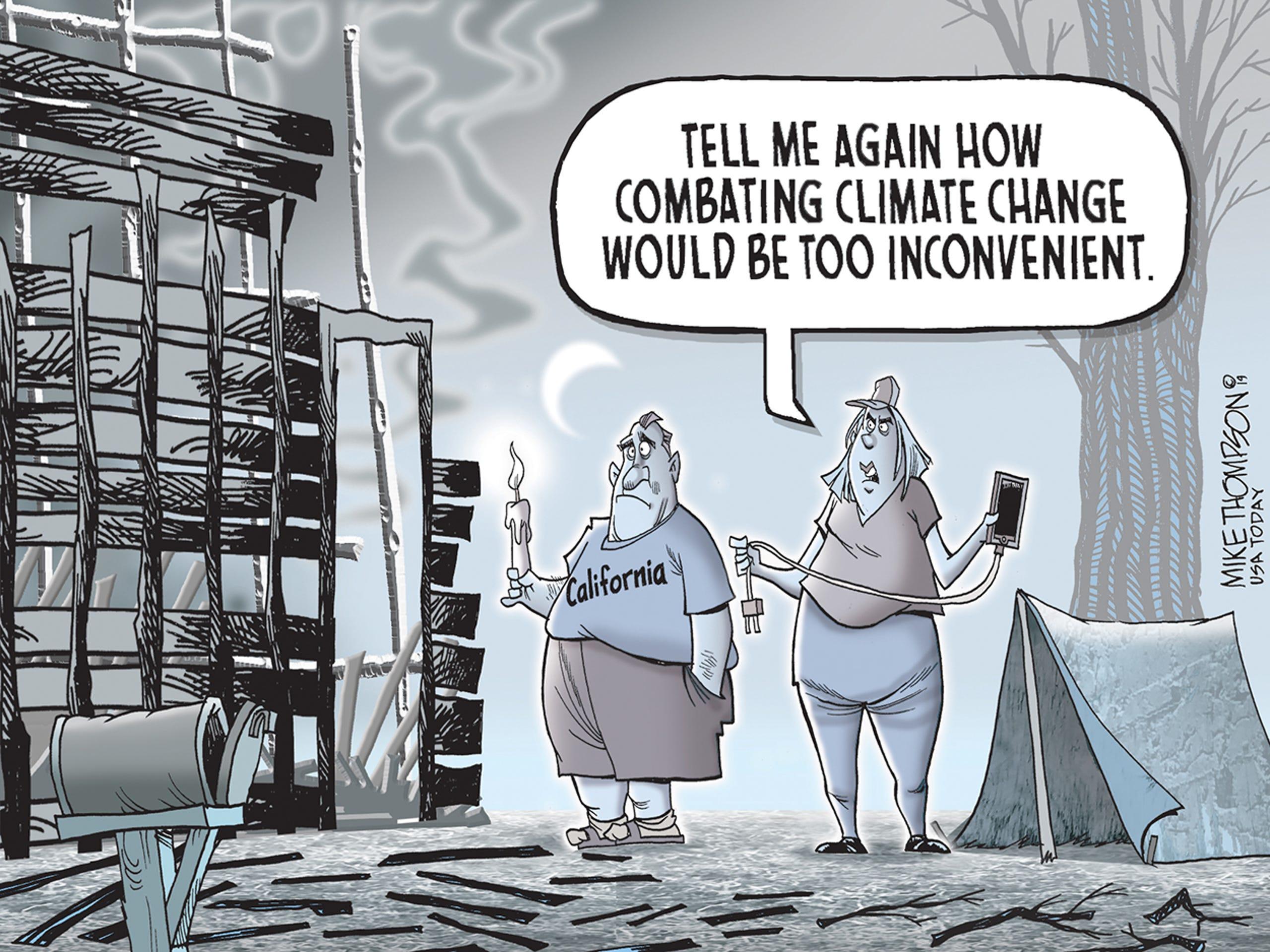 Editorial Cartoons On Environment