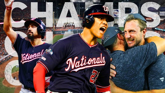 The Nationals won the World Series, and now there are only six MLB teams without one
