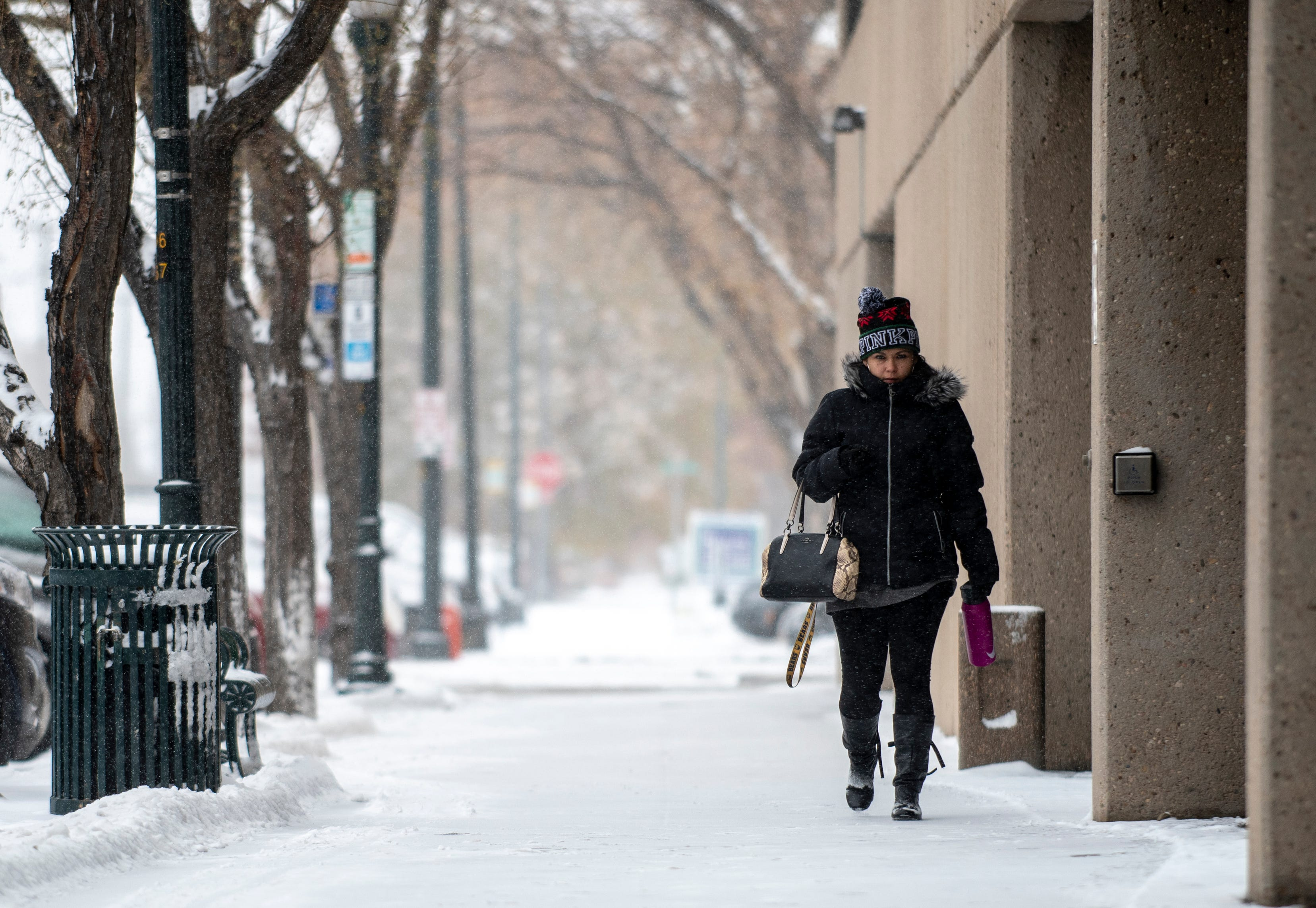 Winter weather in October: Arctic cold breaks records in