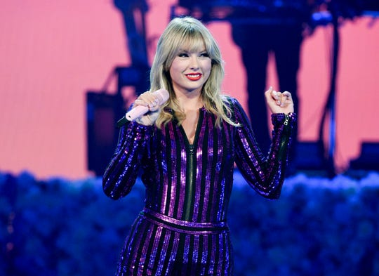 Superstar Taylor Swift had a banner year in 2019, and receives the artist of the decade honors at the American Music Awards this month.