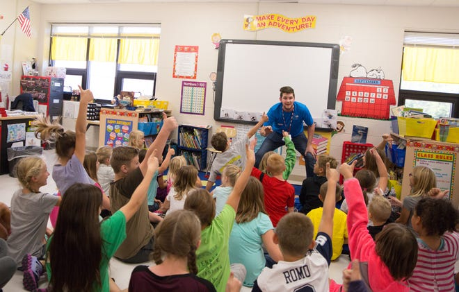 Around 5,000 Good News Clubs operate in primary and elementary schools across the United States, with many sprouting up in WNC within the last few years.