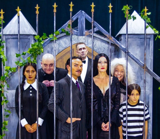 "Lyric Theatre presents ""The Addams Family"" Nov. 7-10 in Burlington."