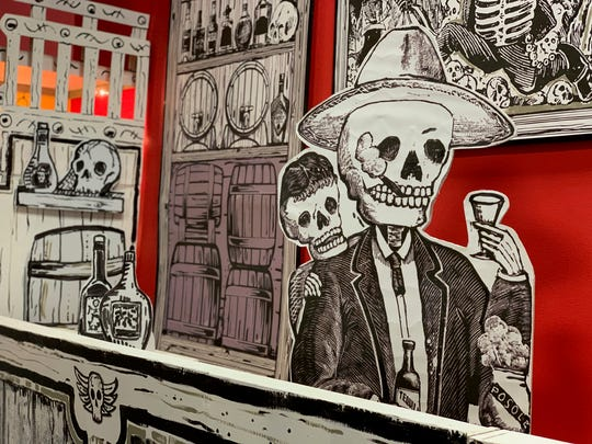 K Space Contemporary will feature several original art rooms dedicated to Dia de los Muertos for festival-goers to take pictures during the event Saturday, Nov. 2, 2019.