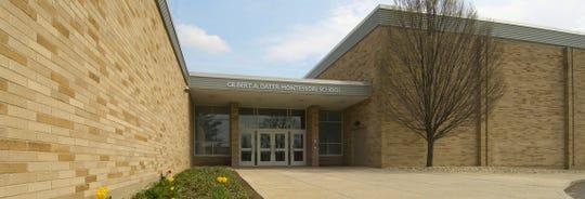 Exterior of Cincinnati Public Schools' Dater Montessori in Westwood.