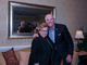 "Senator Loretta Weinberg with Governor Phil Murphy at the renaming of PROUD Family Health in memory of transgender activist Barbra ""Babs"" Casbar Siperstein on Oct. 30. Weinberg was presented with the Babs Siperstein Inspiring Progress Award."
