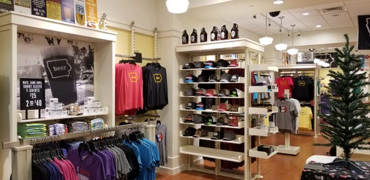 The Iowa Craft Beer Tent will open a new pop-up merchandise store in Jordan Creek Mall on Nov. 1.