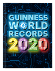 """Guinness World Records 2020"" book cover"