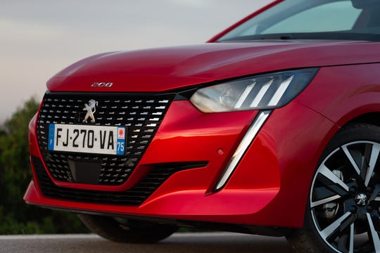 The French government 12% stake in Groupe PSA, maker of the Peugeot.