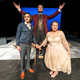 "The musical ""The Fantasticks"" will be presented Nov. 13-16 at 7:30 p.m. in the Benstead Theatre at Ripon College. Pictured are, from left: Benjamin Marns as Matt, Wil Bridenhagen as El Gallo and Maria Reber as Luisa."
