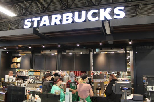 The new Fremont Kroger store will include a Starbucks, an expanded Ohio liquor store and larger sections for meat, seafood and general merchandise.