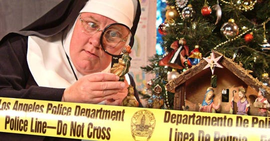 "The comedy ""Late Nite Catechism"" will have one cast member portraying a Catholic nun on stage when it is performed Dec. 13 at the Southern Door Community Auditorium."