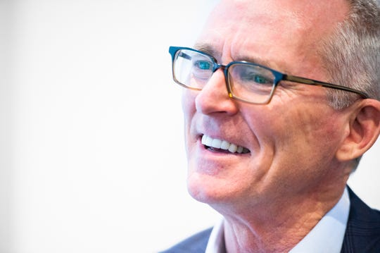 Bob Inglis, formerly a Republican U.S representative for South Carolina's 4th district and an outspoken critic of President Donald Trump.