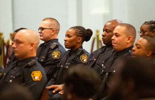 Montgomery police graduated 18 new officers in the second recruit class of the year.