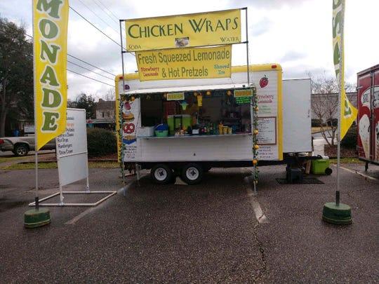 Stinard's food truck