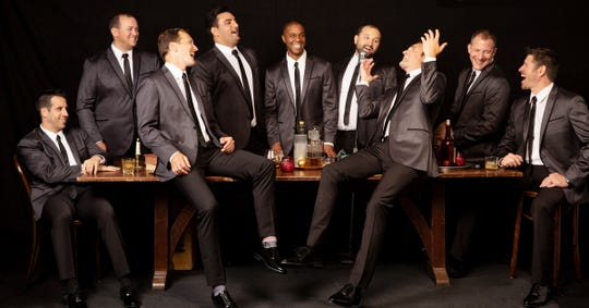 Straight No Chaser will be at Aiken Theatre Tuesday.
