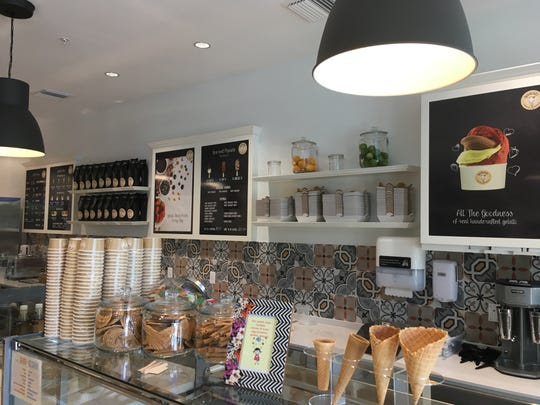 Gelato & Co. Cremeria Italiana, 483-2 5th Ave. S., has opened in Naples.