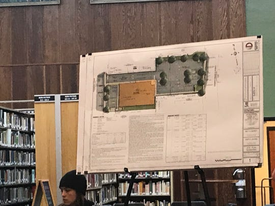 The Tenafly Planning Board held a special meeting on Oct. 30 to hear an application on a proposed 13,784-square-foot Bottle King retail liquor store.