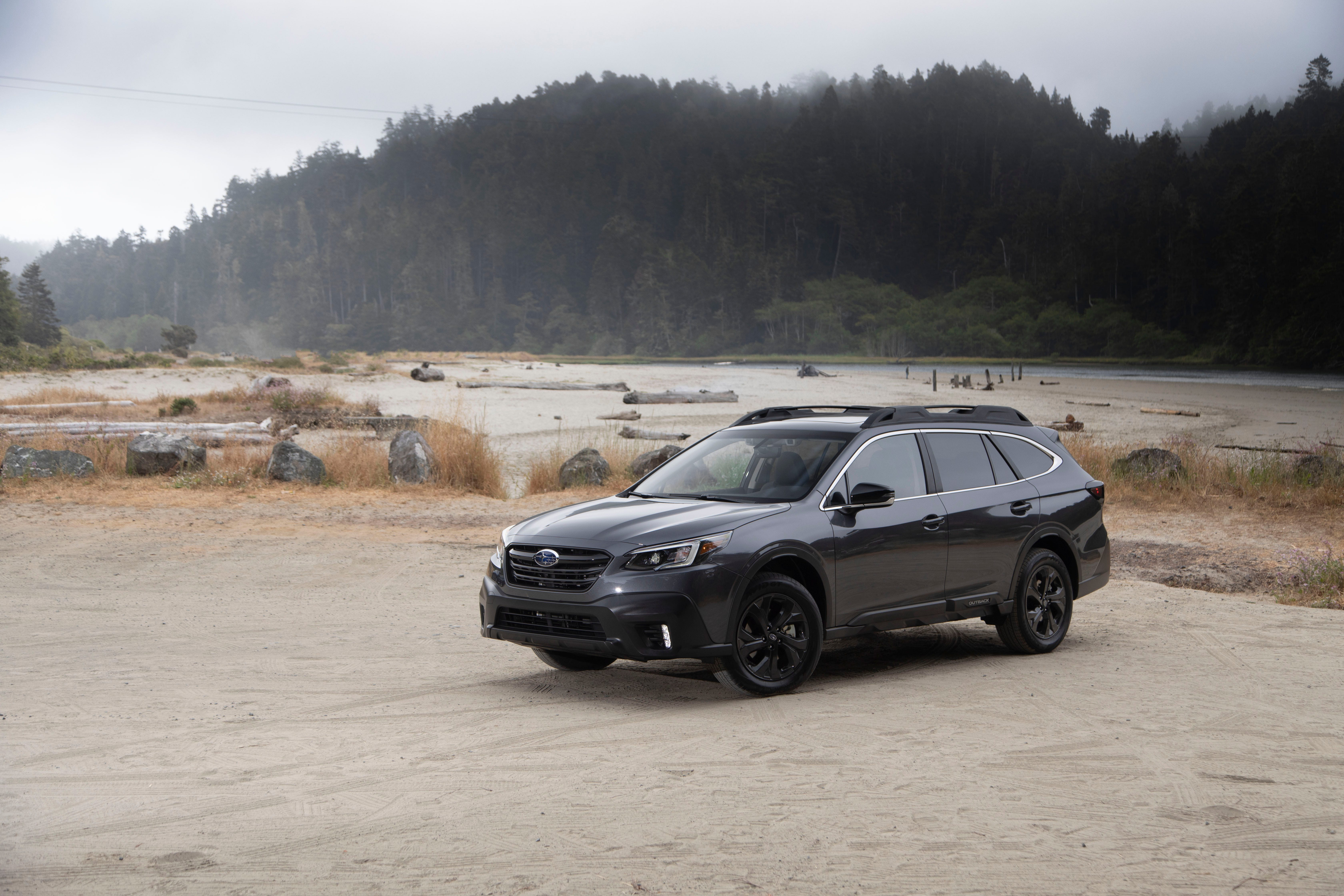 2020 Subaru Outback Onyx Model Excels On The Highway And Off Road