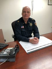 Chief Glenn Hooper has retired from the Washington Township Police Department after 42 years in the department.