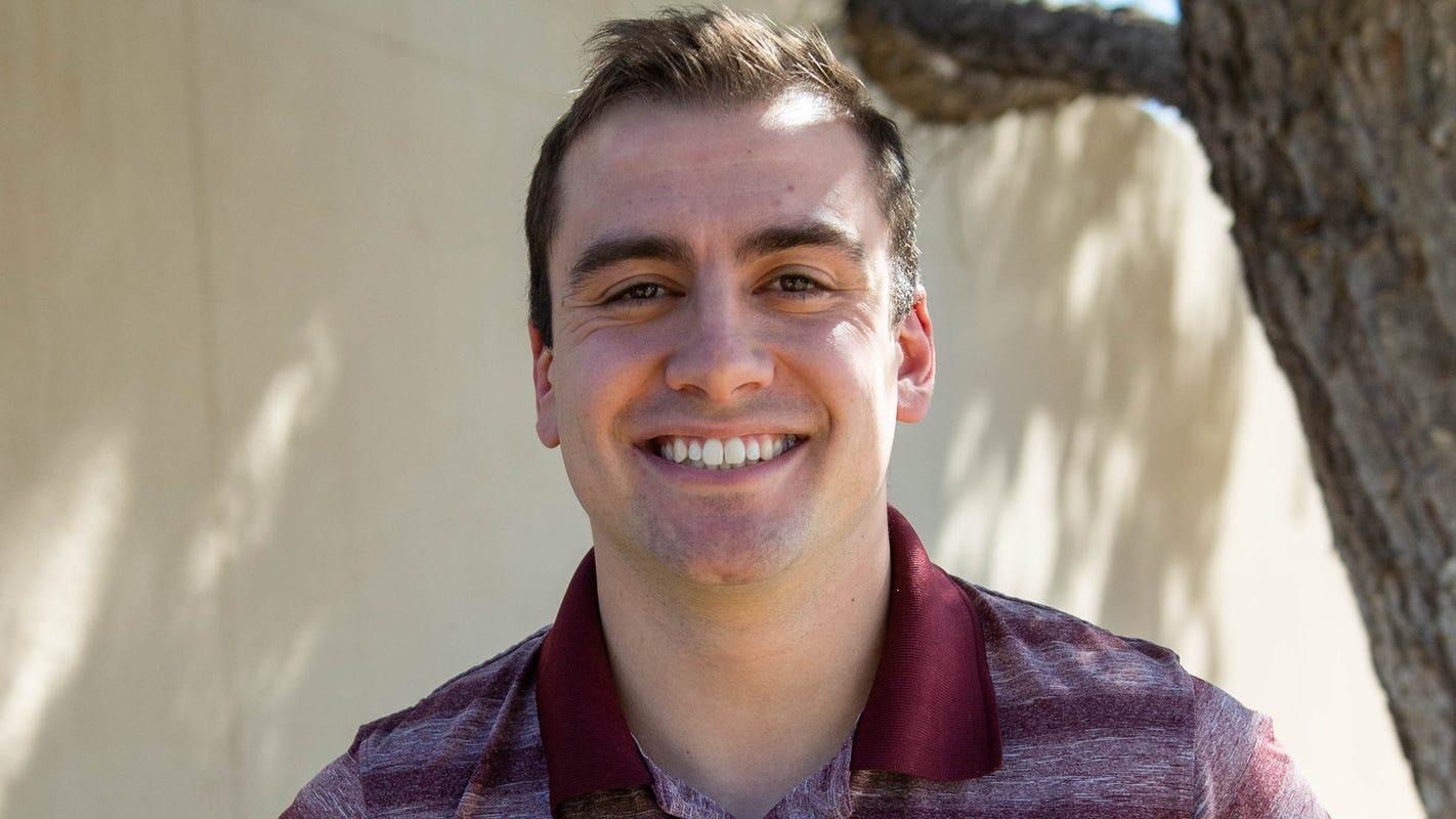 NMSU alumni receives university's fall 2019 'A' Mountain Staff Award - Las Cruces Sun-News