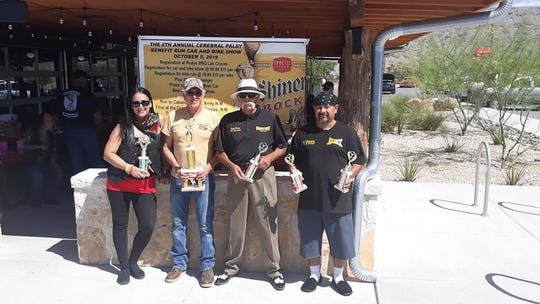 The Embudos MC a local club since 2007 held their 6th annual ride and first annual car and bike show on Oct. 5.
