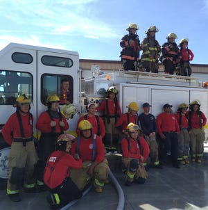 Twenty-eight new firefighters will be sworn in at the Commission Chambers of the Doña Ana County Government Center at 6:30 p.m. on Thursday, Nov. 7.