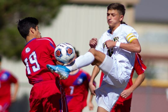 The Mayfield boys soccer team hopes to return to the big school final as the state soccer tournament opens this week.