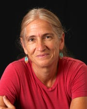 Author Sharman Apt Russell will speak about her work Saturday Nov. 16 at 2 p.m. at Glenwood Community Library.