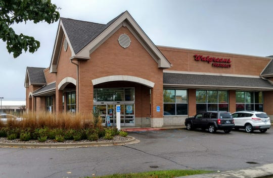 The Walgreens at Plymouth and Middlebelt in Livonia will close Nov. 4.